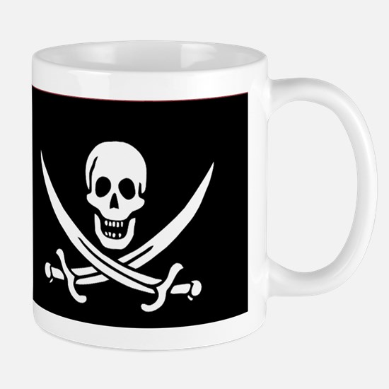 Calico Jacks Pirate Flag Mug