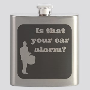 Is that Your car Alarm? Flask