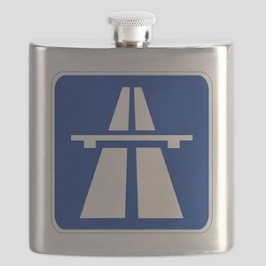 A Bahn Flask