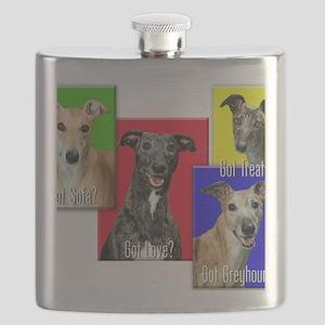 Got Greyhound? Flask