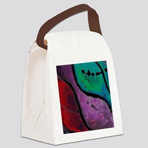 Waverleez1 Canvas Lunch Bag
