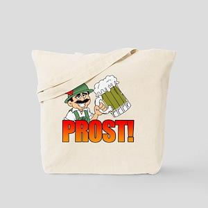 Prost Oktoberfest Tote Bag
