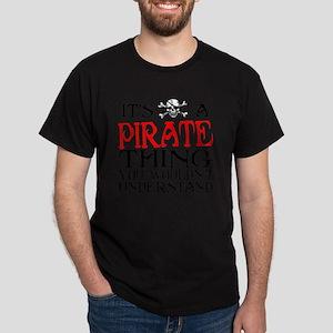 PIRATE_THING2 Dark T-Shirt