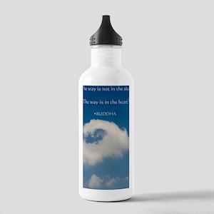 Buddha Spiritual Sayin Stainless Water Bottle 1.0L