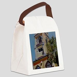 Unitarian Church Canvas Lunch Bag