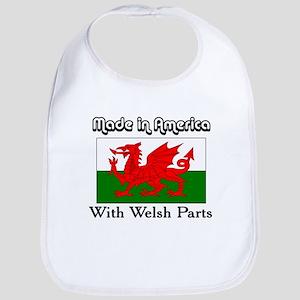 Welsh Parts Bib