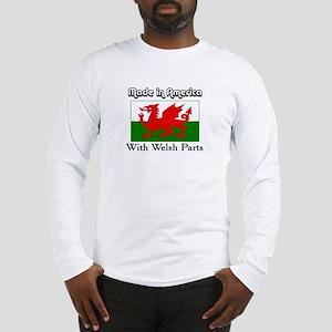 Welsh Parts Long Sleeve T-Shirt