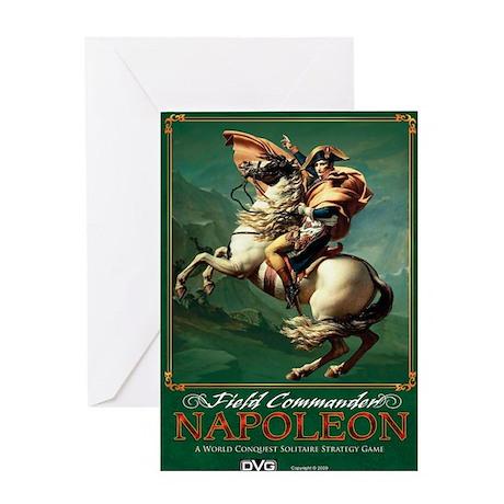 Napoleon box Greeting Card