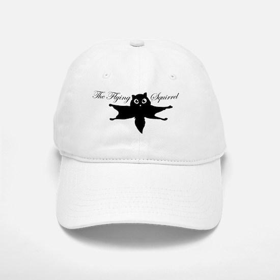 The Flying Squirrel- 3 Baseball Baseball Cap