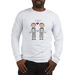 Gay Wedding Grooms Long Sleeve T-Shirt