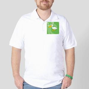 Pelican Round Compact Mirror Golf Shirt