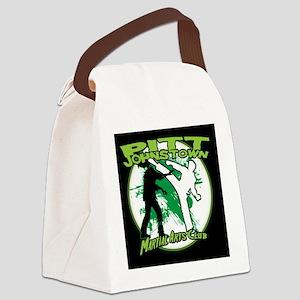 Pitt-Johnstown Martial Arts Club Canvas Lunch Bag