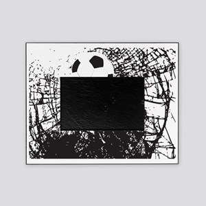 Shattered Glass Ball Picture Frame