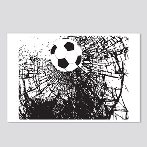Shattered Glass Ball Postcards (Package of 8)