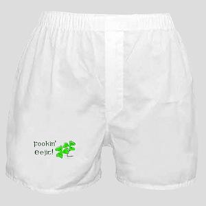 Fookin' Eejit! Boxer Shorts