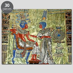 Tutankhamons Throne Puzzle