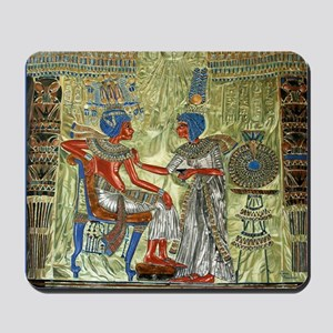 Tutankhamons Throne Mousepad