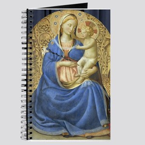 Madonna of Humility - Fra Angelico Journal