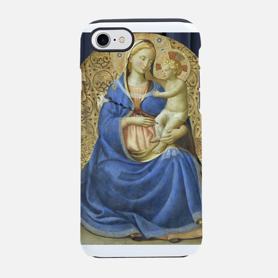 Madonna of Humility - Fra Angelico iPhone 7 Tough