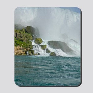 Bridal Falls Mousepad