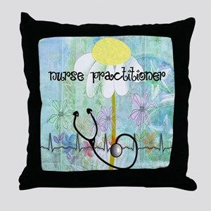 NP 1 Throw Pillow
