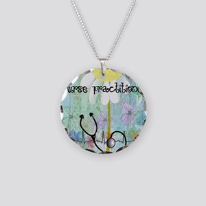 NP 1 Necklace Circle Charm