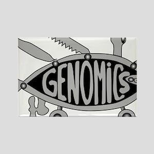 Genomics Rectangle Magnet