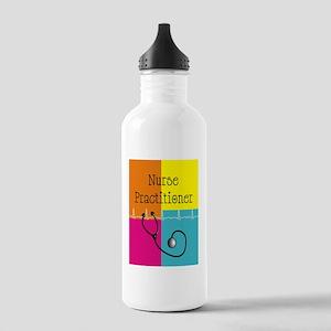 Nurse Practitioner cas Stainless Water Bottle 1.0L