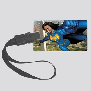 Michelle Large Luggage Tag