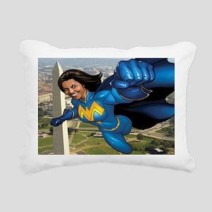 Michelle Rectangular Canvas Pillow