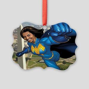 Michelle Picture Ornament