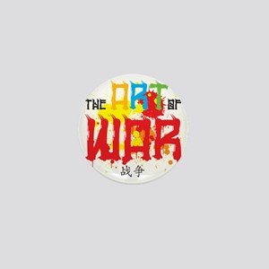 The Art of War Mini Button