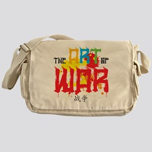 The Art of War Messenger Bag