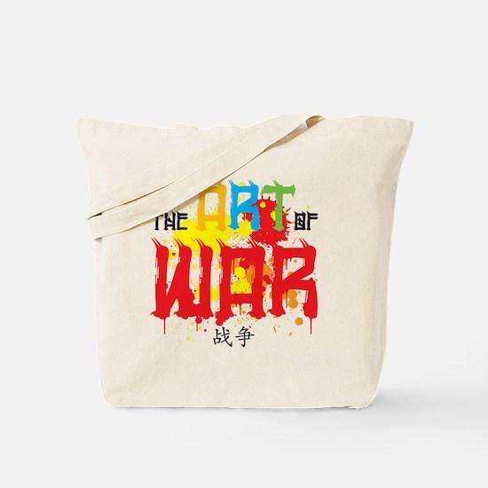 The Art of War Tote Bag