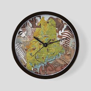 Maine Jada Wall Clock