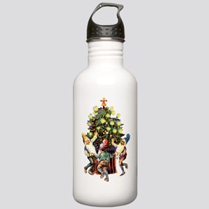 ELVES WITH CHRISTMAS T Stainless Water Bottle 1.0L