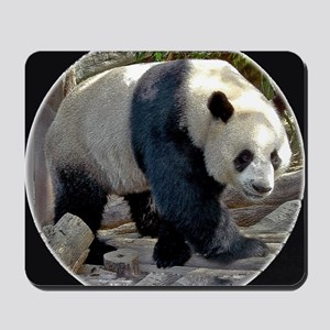Puttin On The Panda Ritz Mousepad