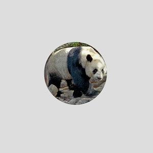 Puttin On The Panda Ritz Mini Button