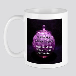 Help Children Who Are Less Fo Mug
