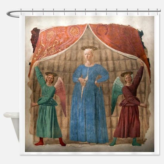 Madonna del Parto - Piero della Francesca Shower C