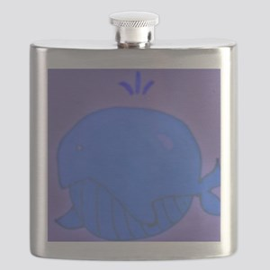 World Whale Flask