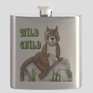 Wild Child Flask