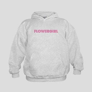 Flowergirl Kids Hoodie