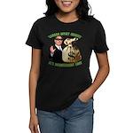 Al's Inconvenient Loot Women's Dark T-Shirt