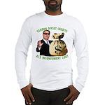 Al's Inconvenient Loot Long Sleeve T-Shirt