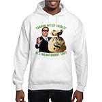 Al's Inconvenient Loot Hooded Sweatshirt