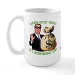 Al's Inconvenient Loot Large Mug