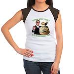 Al's Inconvenient Loot Women's Cap Sleeve T-Shirt