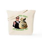 Al's Inconvenient Loot Tote Bag