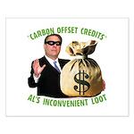 Al's Inconvenient Loot Small Poster